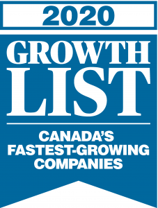 Canada's Fastest Growing Companies 2020