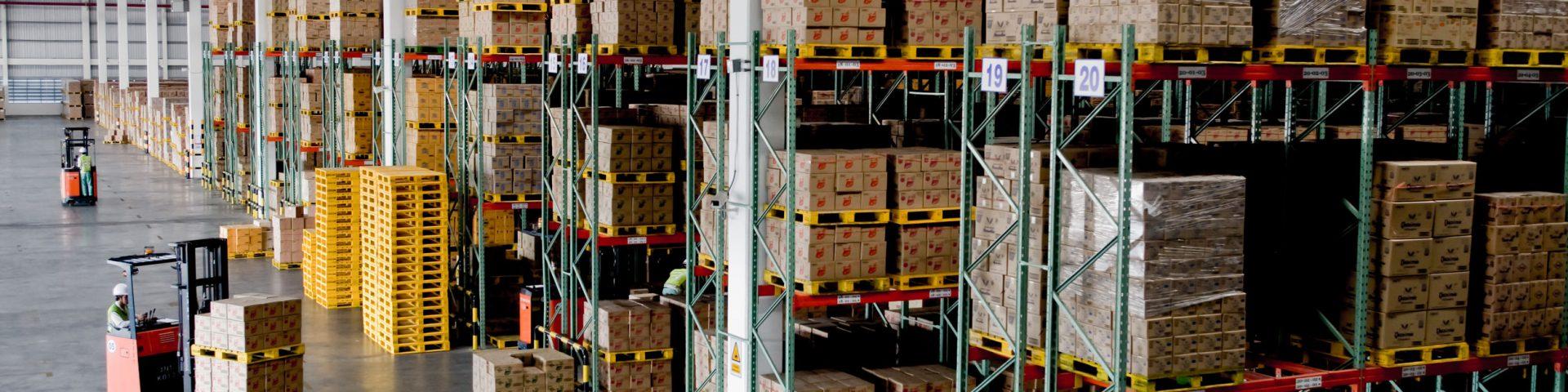Modern Liquidation Services Warehouse